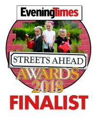 Evening Times Streets Ahead Awards 2018