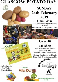 Glasgow Potato Day