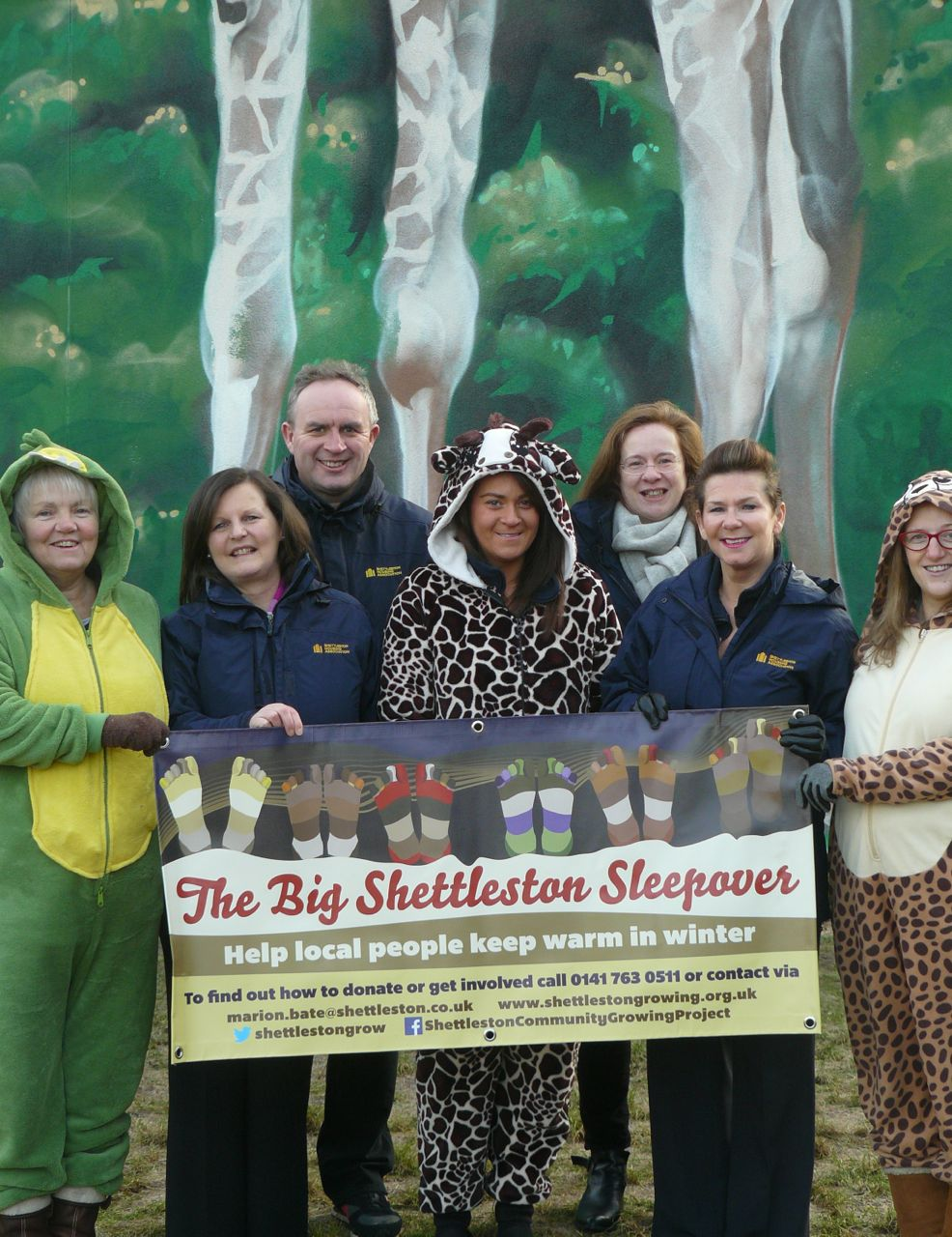 The Big Shettleston Sleepover